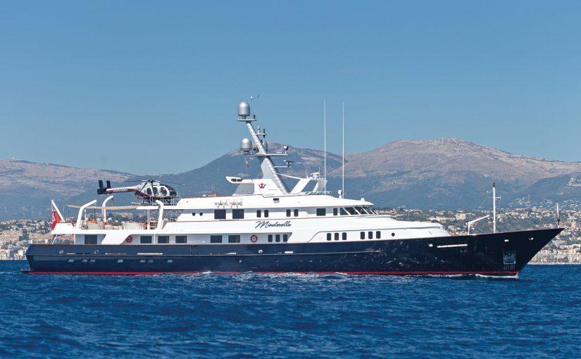 MINDERELLA yacht For Sale