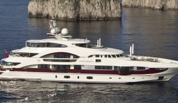 QUITE ESSENTIAL yacht For Sale