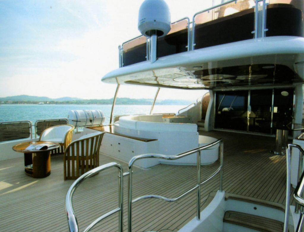 RUTLI E yacht