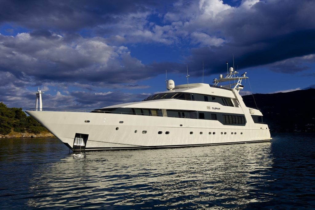 O'Leanna yacht