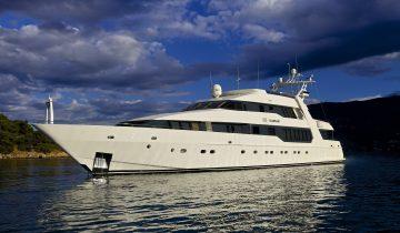 O'Leanna yacht Price
