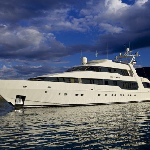 O'Leanna yacht Video
