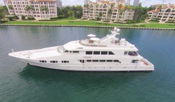 THEMIS yacht Price