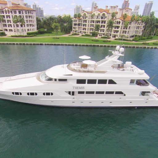THEMIS yacht Video