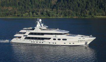 CHRISTENSEN HULL 038 yacht