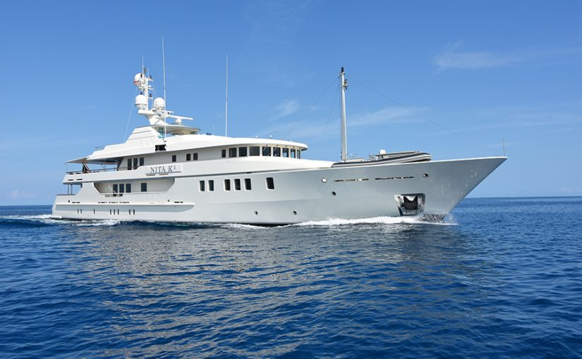 NITA K II yacht For Sale