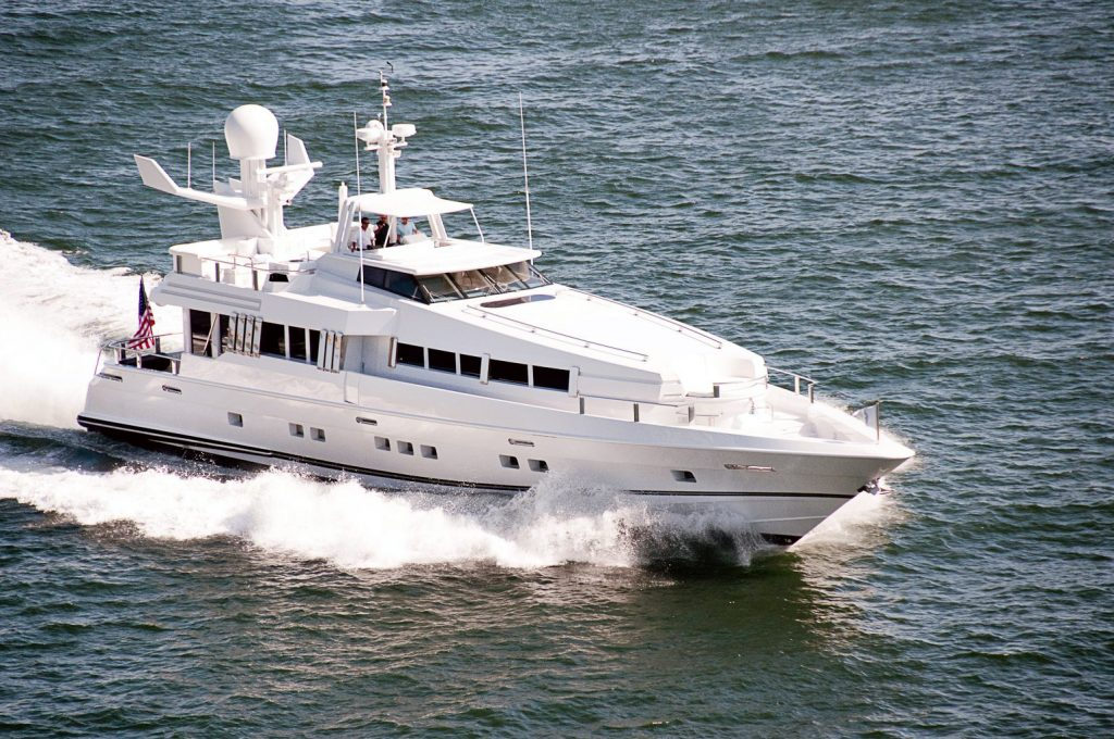 HIGHLINE yacht