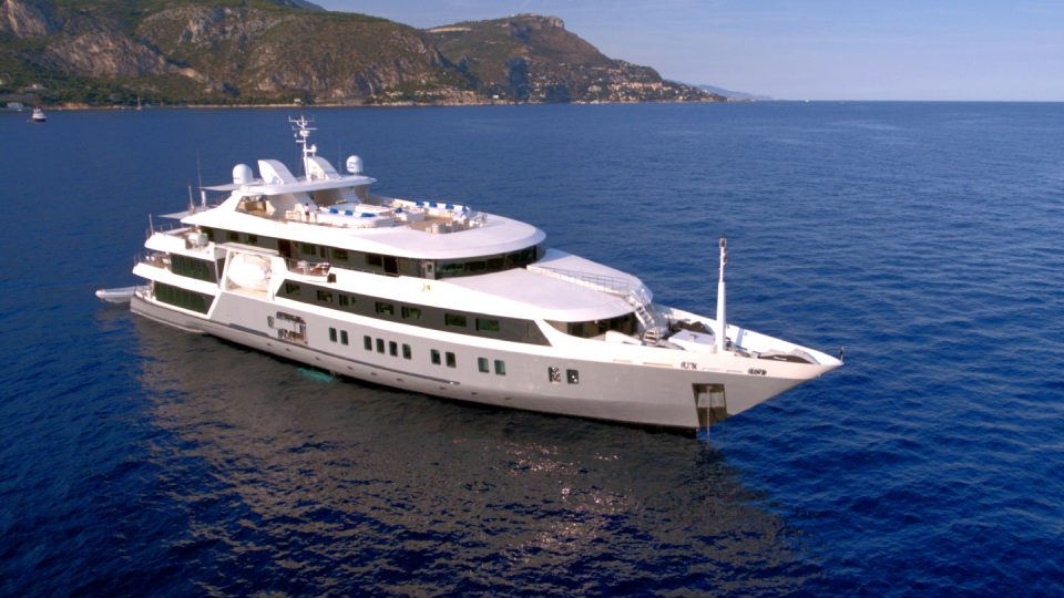 Luxury yachts for sale merle wood and associates