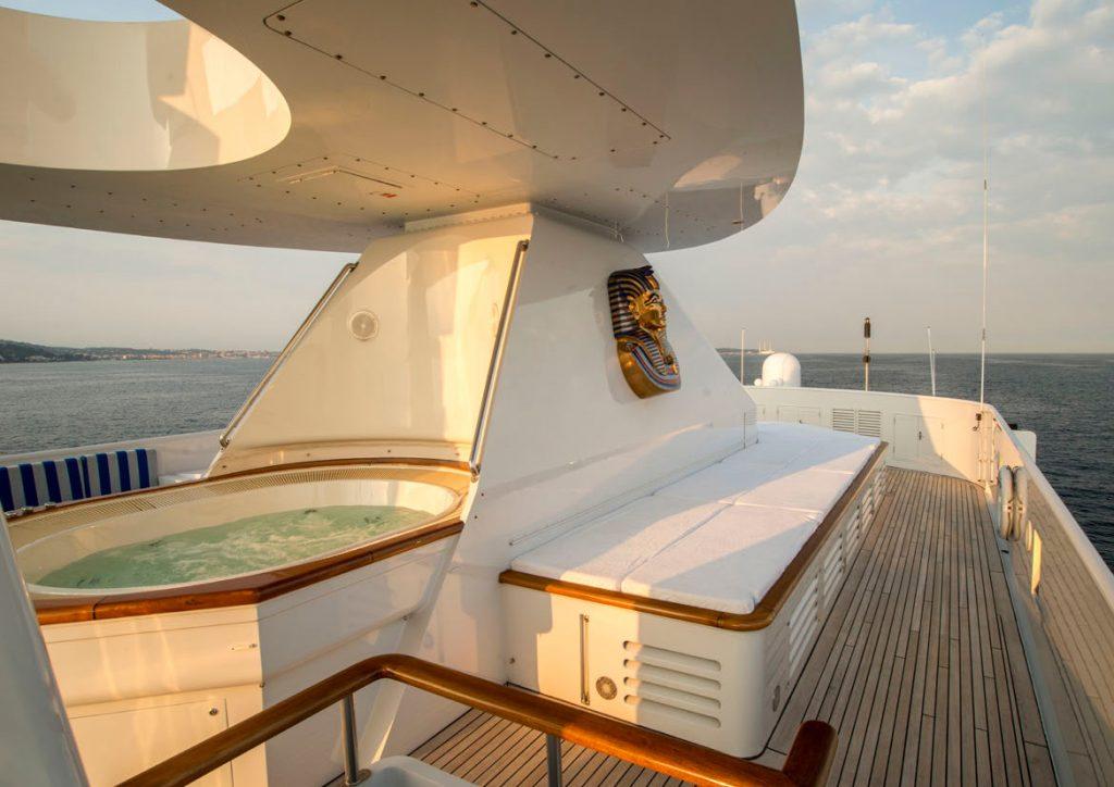 LE PHARAON yacht