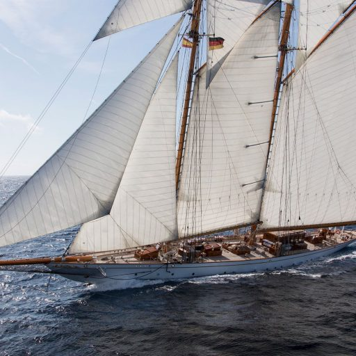 GERMANIA NOVA yacht