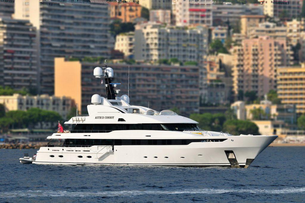 ASTRID CONROY yacht Brochure