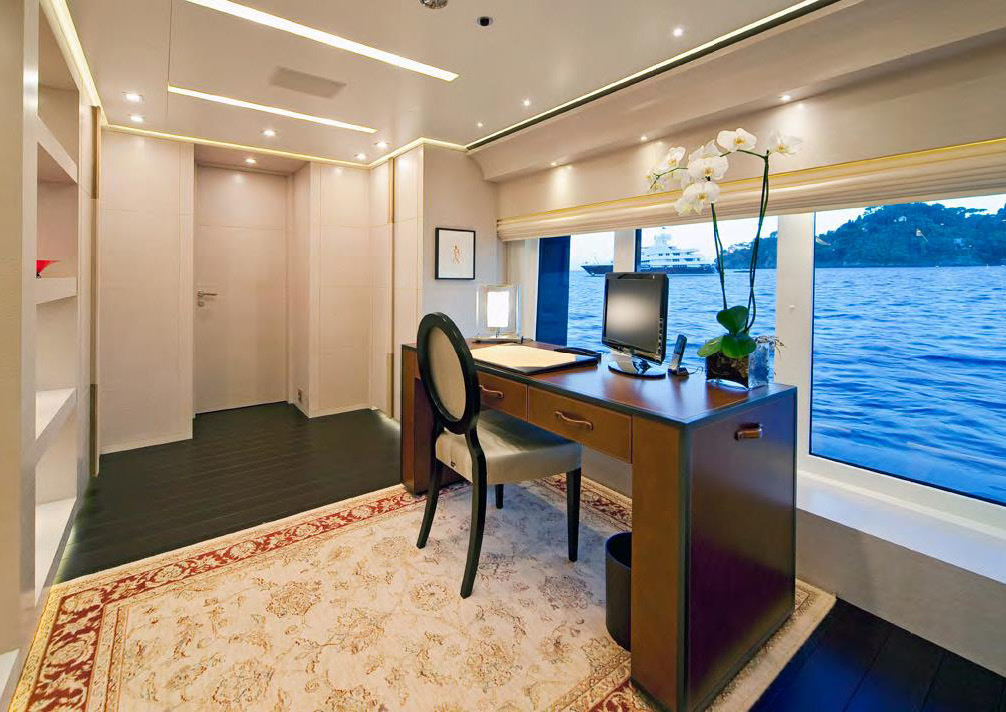 BARAKA yacht