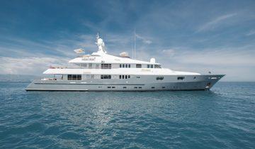 MOSAIQUE yacht