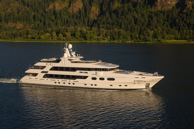 Silver Lining yacht For Sale