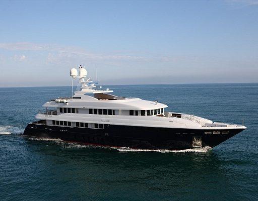 ZALIV III yacht Video