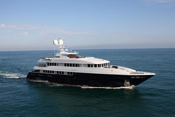 ZALIV III yacht