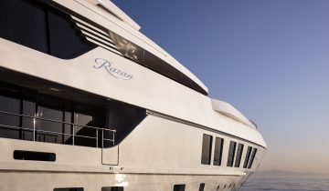 47 m Razan yacht Price