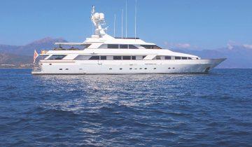 MISTRESS yacht