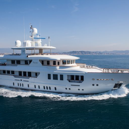 PRIDE yacht