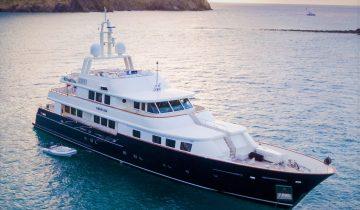NINKASI yacht
