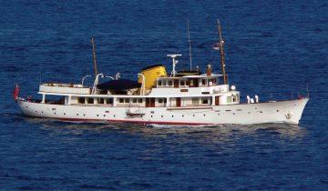 ISTROS yacht Price