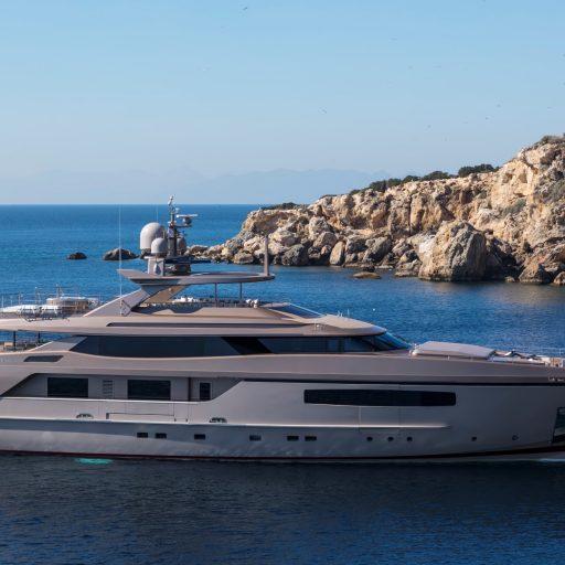 GEOSAND yacht