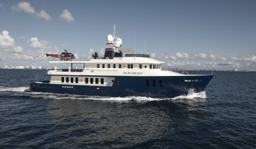 THE BIG BLUE yacht Price