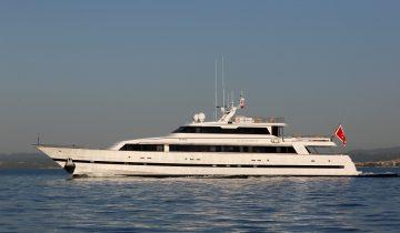 D'ANGLETERRE II yacht