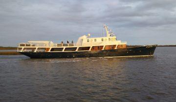 GREY MIST yacht