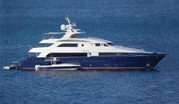 LADY LEILA yacht