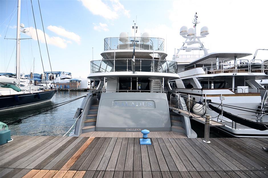 HEMABEJO yacht