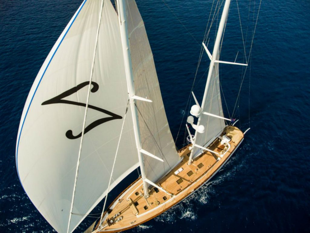 ZANZIBA yacht Brochure