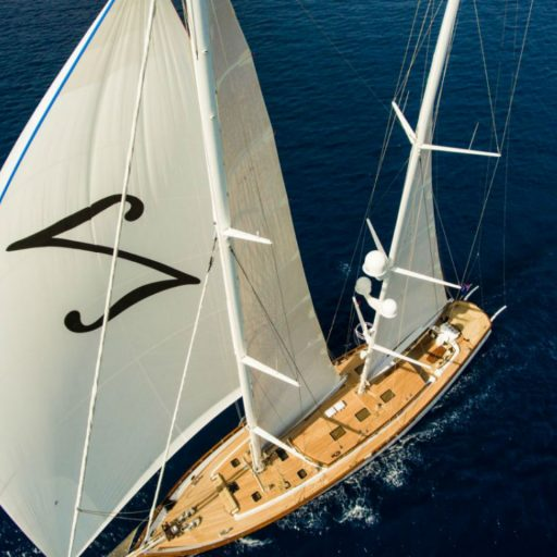 ZANZIBA yacht