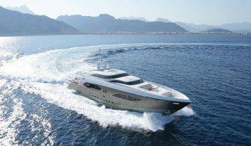 NAMASTE 8 yacht