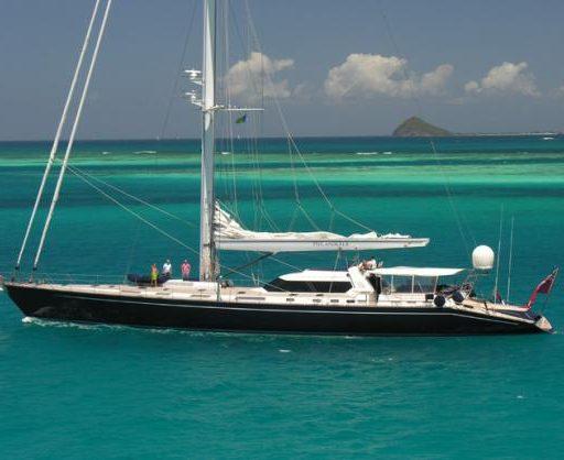 Philanderer yacht