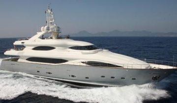 LIBERTAS yacht Price