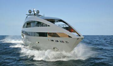 OCEAN SAPPHIRE yacht