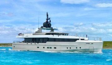 JEDI yacht