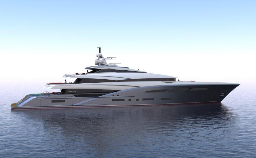 AQUILA 72M yacht For Sale