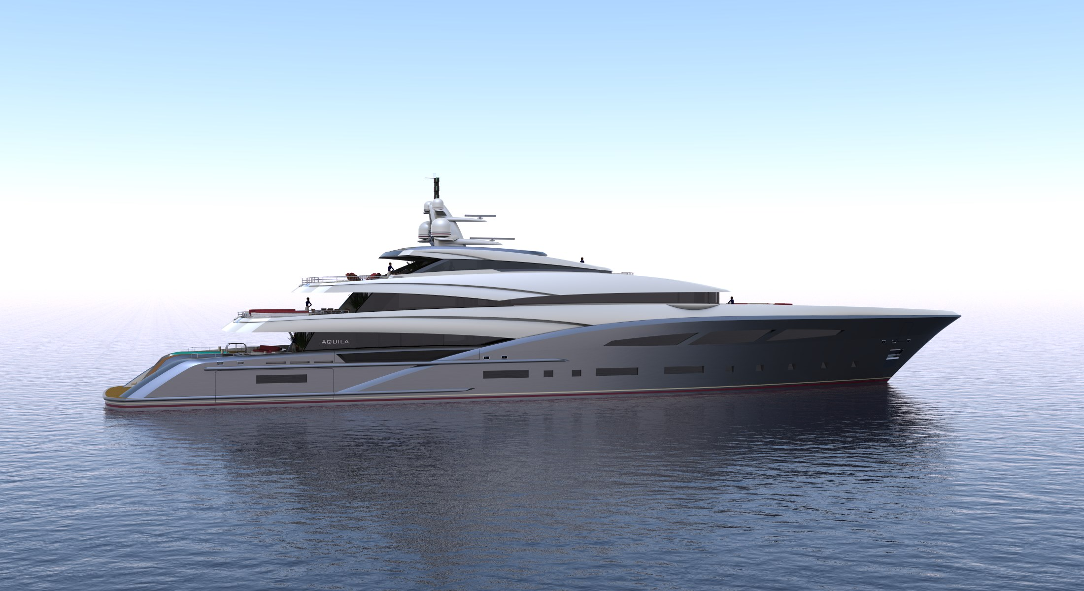 AQUILA 72M specs with detailed specification and builder summary