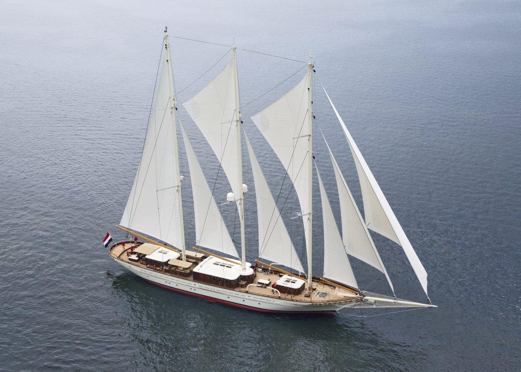 MIKHAIL VORONTSOV yacht