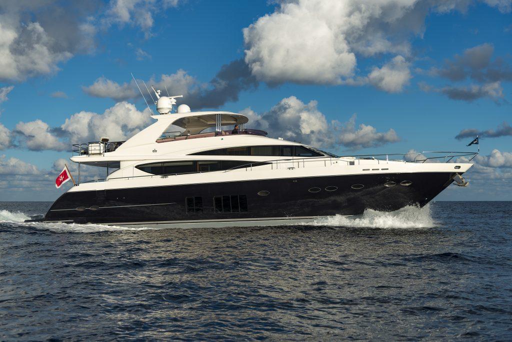 Pacenzja yacht Brochure