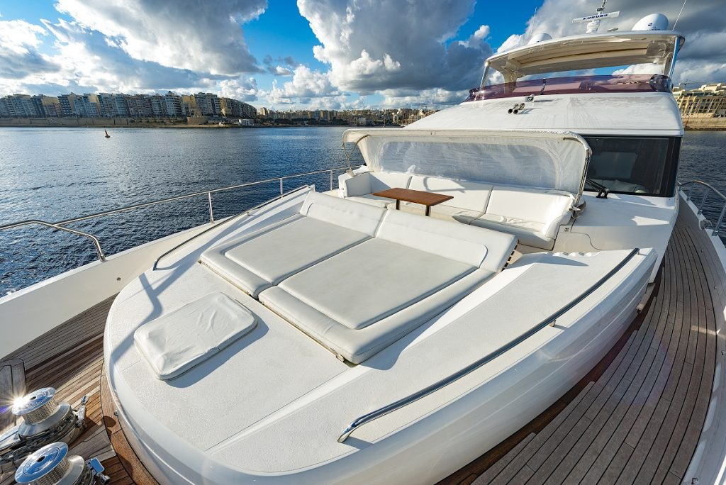 Pacenzja yacht