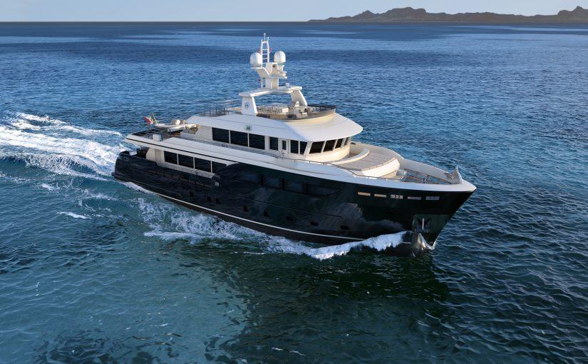 Darwin Class 107 yacht For Sale