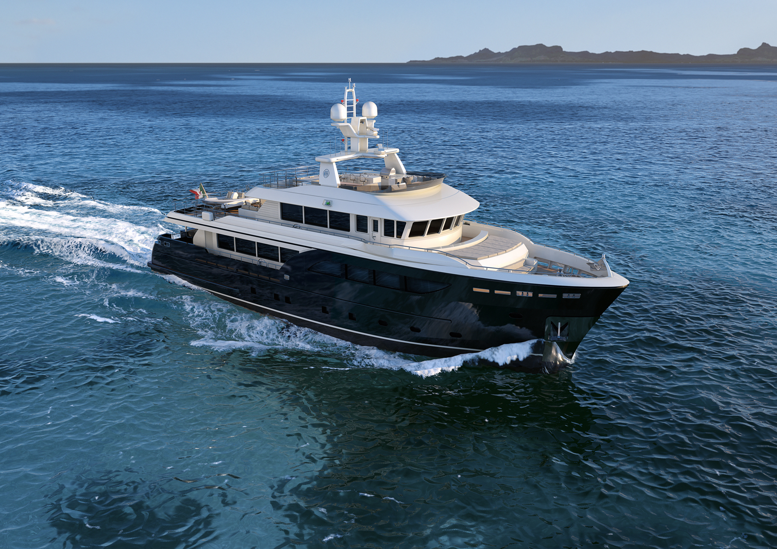 Darwin Class 107 specs with detailed specification and builder summary