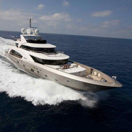 La Pellegrina yacht Video