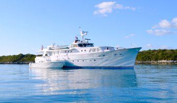 SOVEREIGN yacht Price