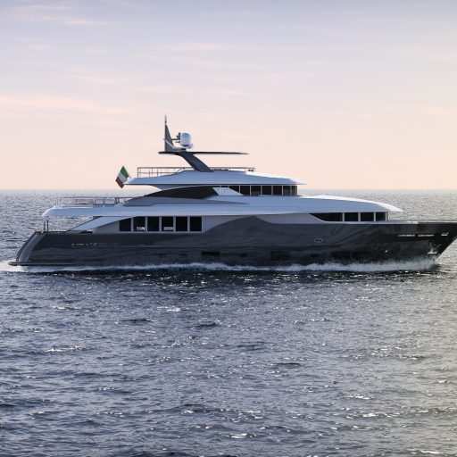 Filippetti Navetta 35M specs with detailed specification and builder summary