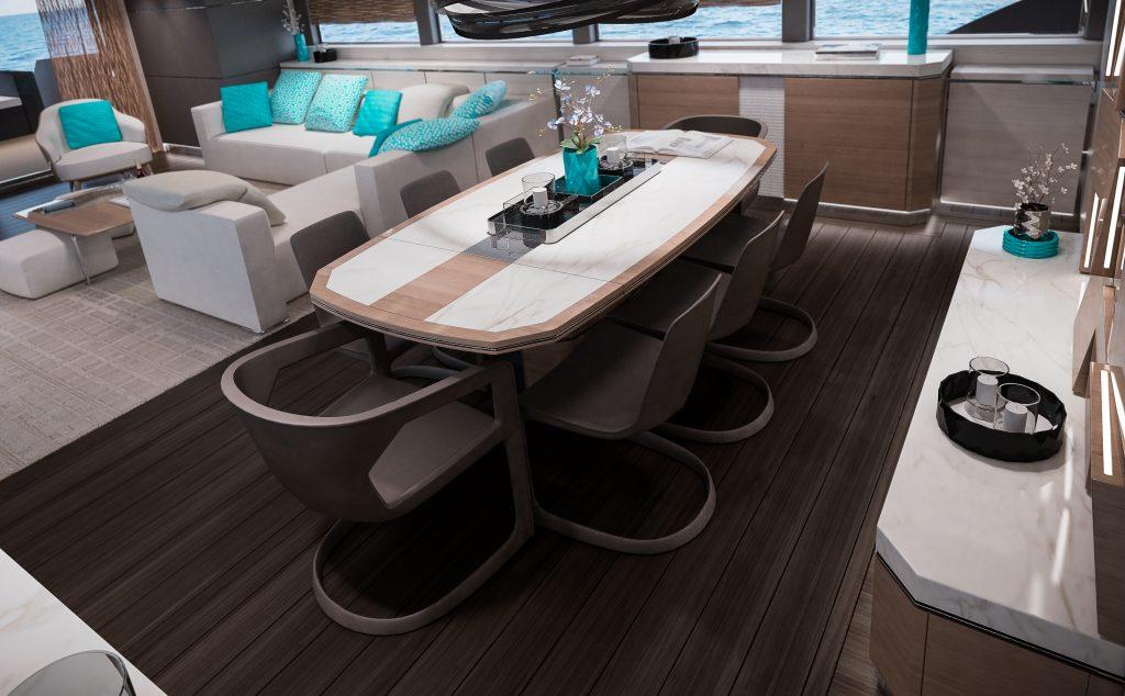 Filippetti Navetta 35M yacht