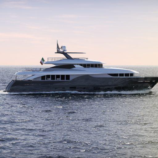 Navetta 35M yacht Video